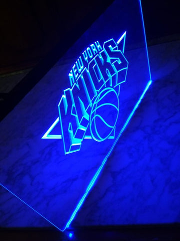 FREE New York Knicks LED Sign -  - TheLedHeroes