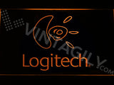 FREE Logitech LED Sign - Orange - TheLedHeroes