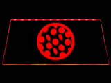Fallout Robotics Symbol LED Sign - Red - TheLedHeroes