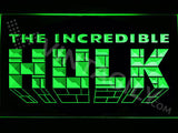 The Incredible Hulk LED Sign - Green - TheLedHeroes