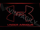 FREE Under Armour LED Sign - Red - TheLedHeroes