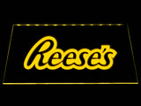 FREE Reese's LED Sign - Yellow - TheLedHeroes