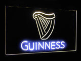 Guinness Dual Color LED Sign - Normal Size (12x8.5in) - TheLedHeroes