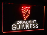 Guinness Draught Dual Color LED Sign - Normal Size (12x8.5in) - TheLedHeroes