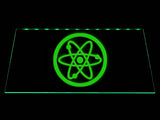 Fallout Advanced Systems Symbol LED Sign - Green - TheLedHeroes