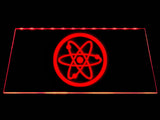 Fallout Advanced Systems Symbol LED Sign - Red - TheLedHeroes