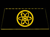 Fallout Advanced Systems Symbol LED Sign - Yellow - TheLedHeroes
