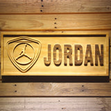 Air Jordan (2) Wooden Sign