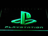 Playstation (2) LED Neon Sign USB - Green - TheLedHeroes