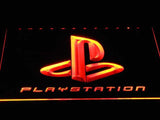 Playstation (2) LED Neon Sign USB - Orange - TheLedHeroes