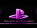 Playstation (2) LED Neon Sign USB - Purple - TheLedHeroes