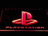 Playstation (2) LED Neon Sign USB - Red - TheLedHeroes