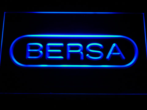 FREE Bersa Firearms LED Sign - Blue - TheLedHeroes