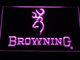 Browning Firearms LED Neon Sign Electrical -  - TheLedHeroes