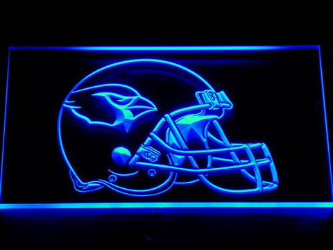 Arizona Cardinals Helmet LED Sign -  - TheLedHeroes