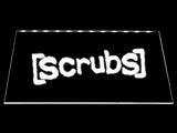Scrubs LED Neon Sign USB - White - TheLedHeroes