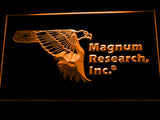 FREE Magnum Research Inc. LED Sign - Orange - TheLedHeroes