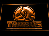 FREE Taurus Firearms LED Sign - Orange - TheLedHeroes