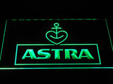 Astra Beer LED Neon Sign USB - Green - TheLedHeroes