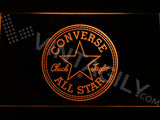 FREE Converse LED Sign - Orange - TheLedHeroes