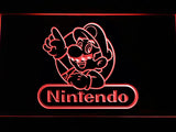FREE Nintendo Mario 2 LED Sign - Red - TheLedHeroes