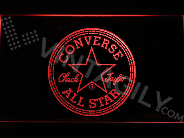 Converse LED Sign | The perfect gift for your room or cave