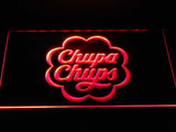 Chupa Chups LED Neon Sign USB - Red - TheLedHeroes