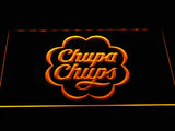 Chupa Chups LED Neon Sign USB - Yellow - TheLedHeroes