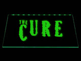 The Cure LED Neon Sign USB - Green - TheLedHeroes