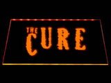 The Cure LED Neon Sign USB - Orange - TheLedHeroes