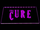 The Cure LED Neon Sign USB - Purple - TheLedHeroes