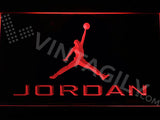 Air Jordan LED Sign - Red - TheLedHeroes