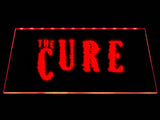 The Cure LED Neon Sign USB - Red - TheLedHeroes