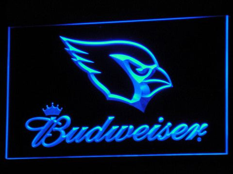 Arizona Cardinals Budweiser LED Sign -  - TheLedHeroes