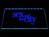 FREE Sex and the City LED Sign - Blue - TheLedHeroes