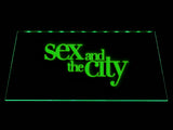 FREE Sex and the City LED Sign - Green - TheLedHeroes