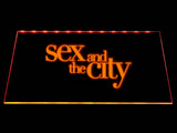 FREE Sex and the City LED Sign - Orange - TheLedHeroes