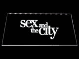 FREE Sex and the City LED Sign - White - TheLedHeroes