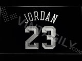 FREE Michael Jordan 23 LED Sign - White - TheLedHeroes