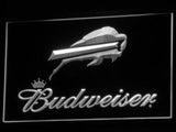 Buffalo Bills Budweiser LED Neon Sign Electrical - White - TheLedHeroes