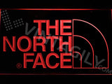 FREE The North Face LED Sign - Red - TheLedHeroes