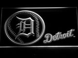 Detroit Tigers Baseball LED Neon Sign USB -  - TheLedHeroes