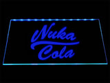 Fallout Nuka-Cola LED Sign - Blue - TheLedHeroes