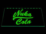 Fallout Nuka-Cola LED Sign - Green - TheLedHeroes