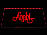 Anah?`LED Neon Sign USB - Red - TheLedHeroes
