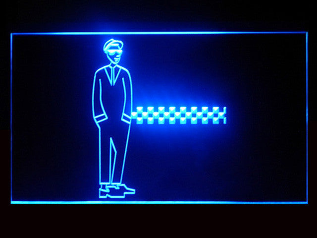 2 Tone LED Sign - Blue - TheLedHeroes
