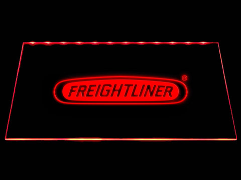 FREE Freightliner LED Sign - Red - TheLedHeroes