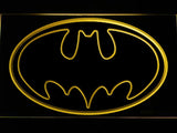 FREE Batman LED Sign - Yellow - TheLedHeroes