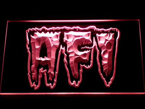 A Fire Inside AFI LED Sign