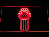 FREE Kenworth LED Sign - Red - TheLedHeroes